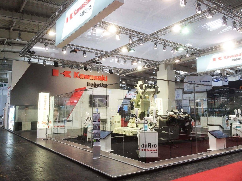 Kawasaki HMI Hannover
